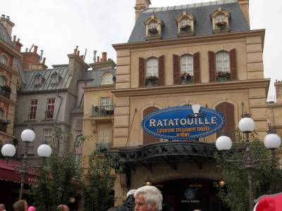 Ratatouille at Disneyland Paris