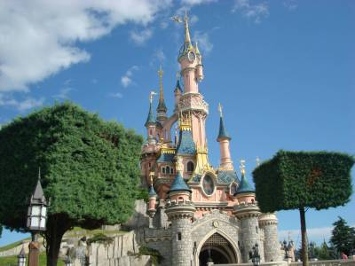 Making Your Way by Ferry to the Magic in Disneyland Paris