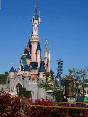 Visiting Disneyland Paris with a Pre-Schooler