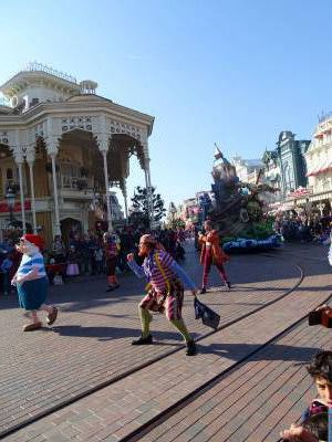 Disneyland Paris - parade