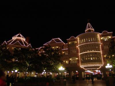 Disneyland Paris - Disneyland Hotel photo