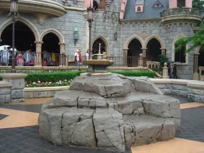 Disneyland Paris Sword In The Stone Passporter Photos