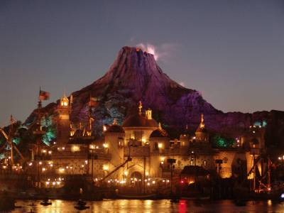 Photo illustrating Tokyo DisneySea - Fortress Exploration