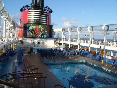 Photo illustrating Disney Dream - Aquaduck
