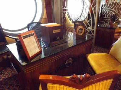 Photo illustrating Future Cruise Desk
