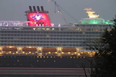 Photo illustrating <font size=1>Disney Dream at Meyer Werft