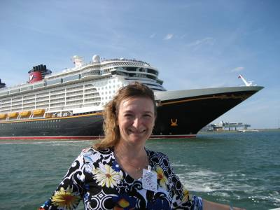 Disney Dream in Port Canaveral photo