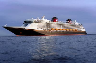 Disney Dream At Sea photo