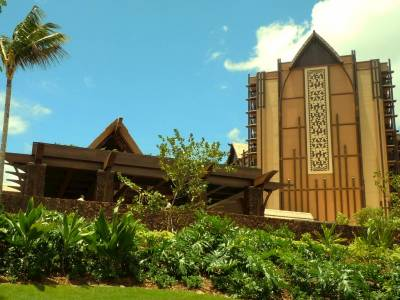 Photo illustrating Aulani Disney Resort - The Magic Begins