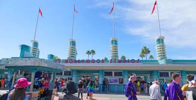Photo illustrating <font size=1>Disneys Hollywood Studios