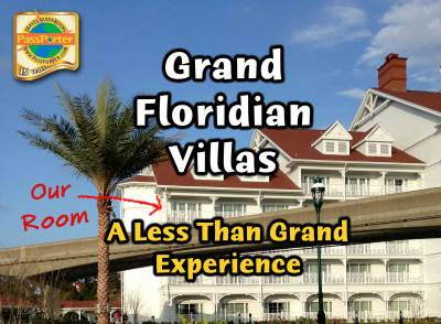 grand floridian 2 bedroom villa. 20 years ago  almost to the month I fell in love with Walt Disney World It was my first visit as an adult and time Grand Floridian Villas A Less Than Experience PassPorter
