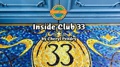 Club 33 at Disneyland - Part 3