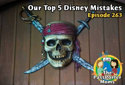 Photo illustrating Our Top Five Disney Mistakes