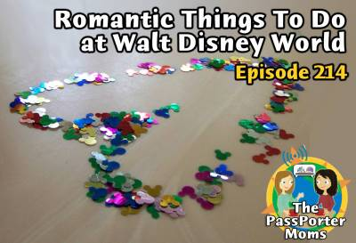 Photo illustrating Romantic Things to Do at Walt Disney World