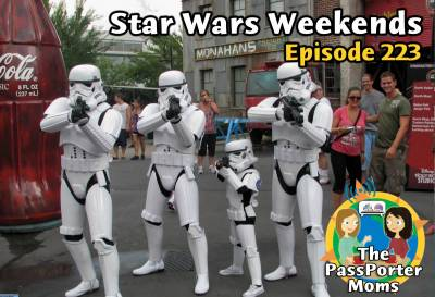 Photo illustrating Star Wars Weekends