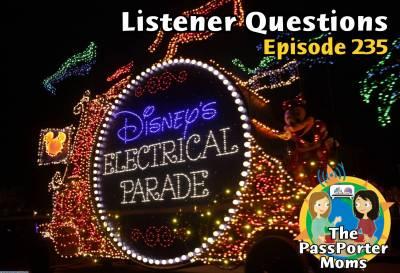 Photo illustrating Listener Questions - Episode 235