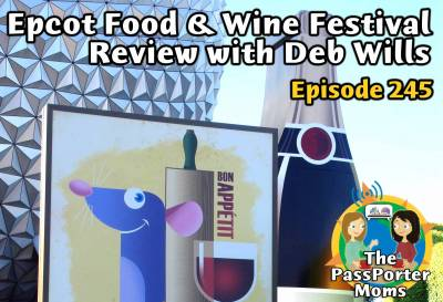 Photo illustrating Food and Wine Festival Review with Deb Wills