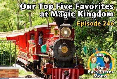 Photo illustrating Our Top Five Favorite Things at Magic Kingdom