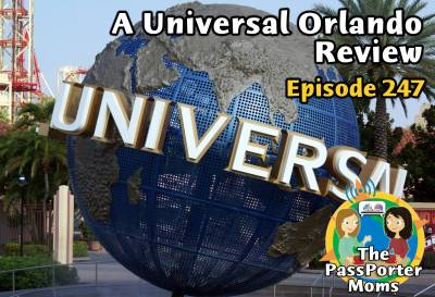 Photo illustrating Universal Orlando Review
