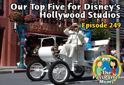 Photo illustrating Our Top 5 for Hollywood Studios