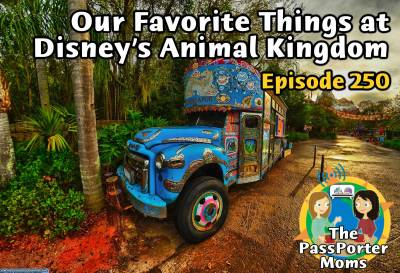 Photo illustrating Our Favorite Things at Disneys Animal Kingdom