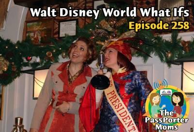 Photo illustrating Walt Disney World What Ifs