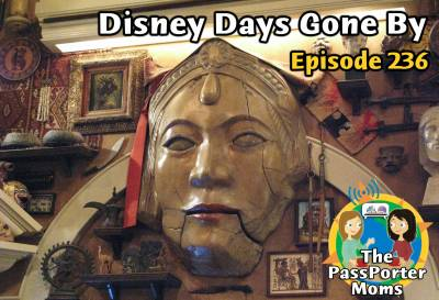 Photo illustrating Disney Days Gone By