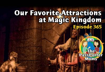 Photo illustrating Our Favorite Attractions at the Magic Kingdom