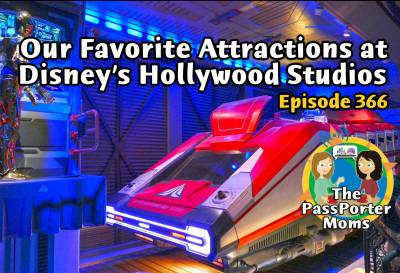 Photo illustrating Our Favorite Attractions at Disney