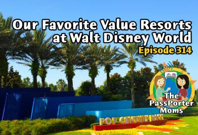 Photo illustrating Our Favorite Value Resorts at Walt Disney World