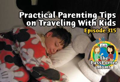 Photo illustrating Practical Parenting Tips on Traveling with Kids