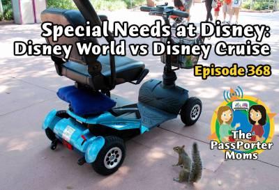 Photo illustrating Special Needs at Disney
