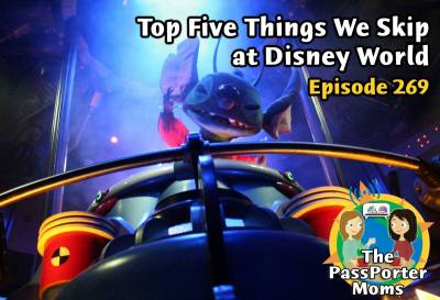 Photo illustrating Top 5 Things We Skip at Disney World