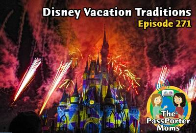 Photo illustrating Disney Vacation Traditions
