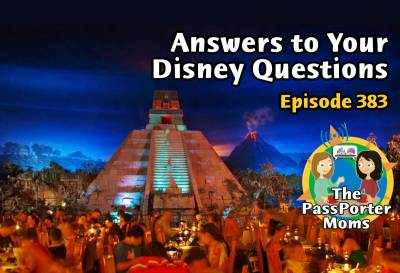 Photo illustrating Answers to Your Disney Questions