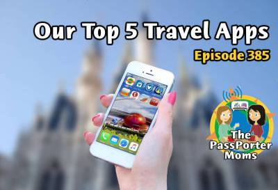 Photo illustrating Our Top 5 Travel Apps