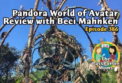 Photo illustrating Pandora World of Avatar Review