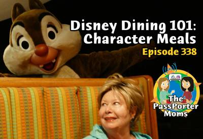 Photo illustrating Disney Dining 101: Character Meals