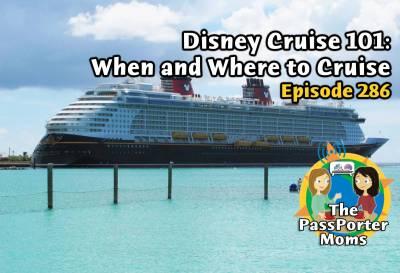 Photo illustrating Disney Cruise 101