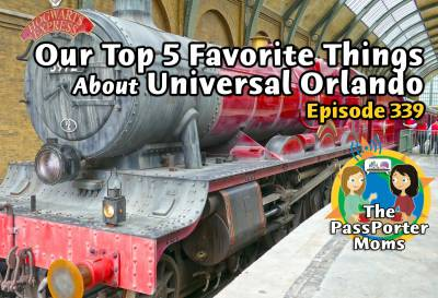Photo illustrating Our Top Five Favorite Things About Universal Orlando