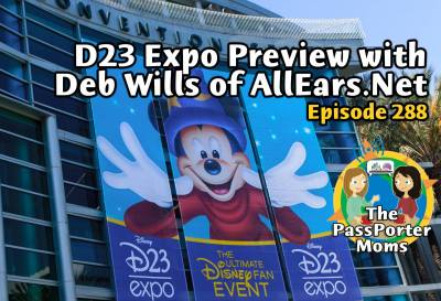Photo illustrating D23 Expo Preview with Deb Wills from AllEars.Net