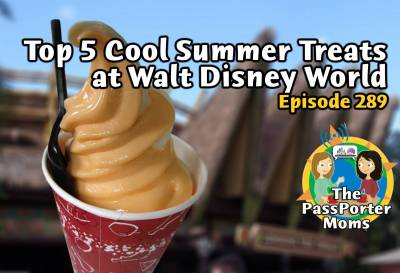 Photo illustrating Our top five summer treats at Walt Disney World