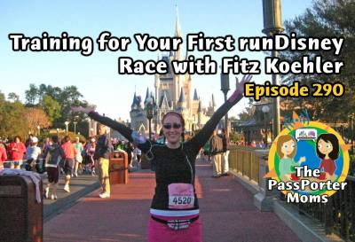 Photo illustrating Training For Your First runDisney Race