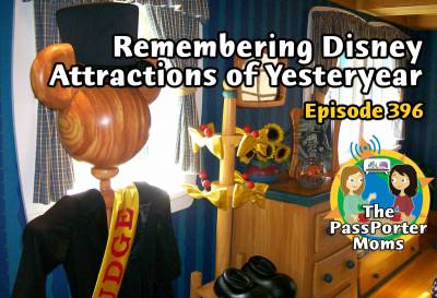Photo illustrating Remember Disney Attractions of Yesteryear