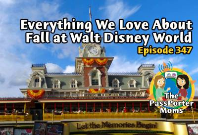 Photo illustrating Everything We Love About Fall at Walt Disney World