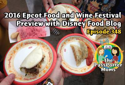 Photo illustrating Epcot Food & Wine Festival Preview