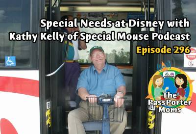 Photo illustrating Special Needs at Disney With Kathy Kelly of the Special Mouse Podcast