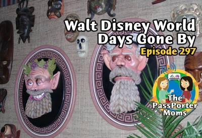 Photo illustrating Walt Disney World Days Gone By