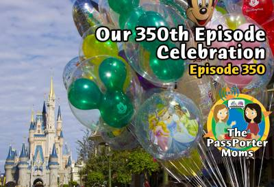 Photo illustrating 350th Episode Celebration