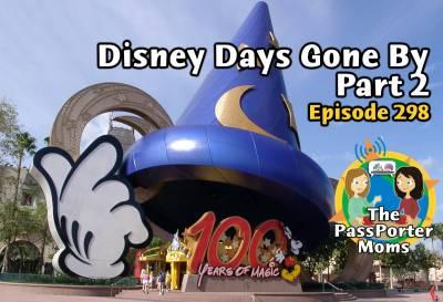 Photo illustrating Disney Days Gone By Part 2